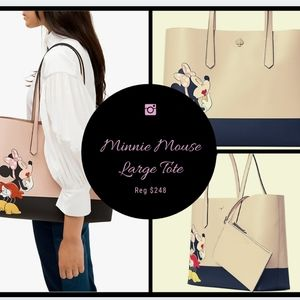 Kate Spade - Minnie Mouse Tote
